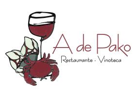 Restaurante Vinoteca A de Pako
