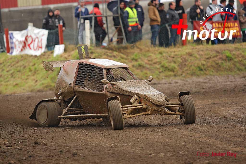 Dani Mariño, 5º Carcross Autocross Santa Comba
